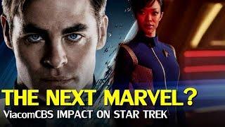 Star Trek the next Marvel? Possibilities and limitations of CBS Viacom merger