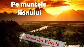 Pe muntele Sionului