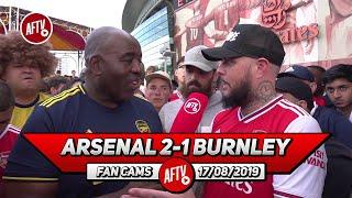 Arsenal 2-1 Burnley | Ceballos Reminds Me Of Santi Cazorla! (DT)