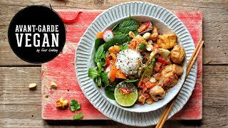 Resep Satay Bowl bagi si Vegetarian