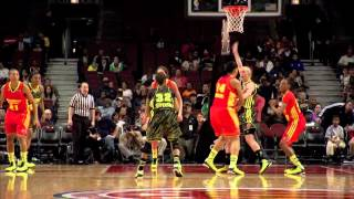 McDonalds All American Game Girls Highlights 2012