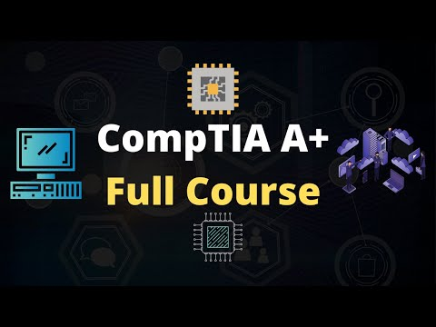 CompTIA A+ Full Video Course for Beginners - YouTube
