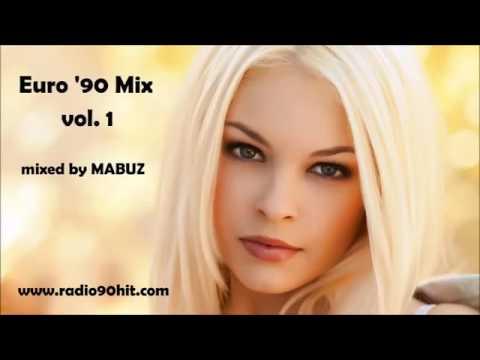 Euro 90 Mix vol 1 mixed by Mabuz