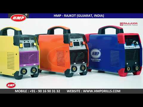ARC 200G 1 Phase ARC Inverter Welding Machine