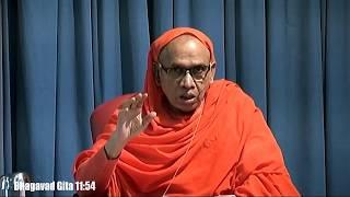 Bhagavad Gita Chapter 11 Verse 54 (part 1)