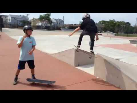 Long branch and forth and union skate park RIP forth and union skate park