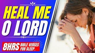 Healing Scriptures (Sleep Bible Verses)