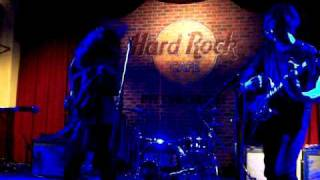 FeFe Dobson performing In Your Touch. Girls Rock the Hard Rock with Deluka at Pittsburgh
