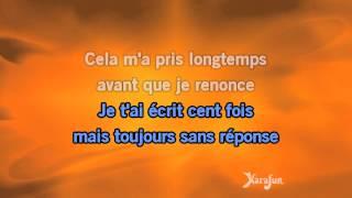 Karaoké Non je n'ai rien oublié - Charles Aznavour *