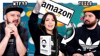Wir testen mehr Trink Spiele von Amazon!