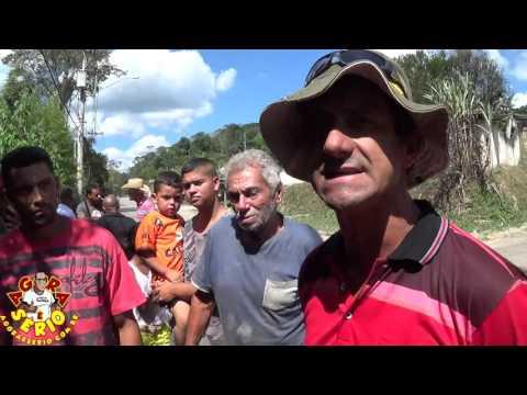 Manifestação no Bairro dos Padeiros x Sistema Produtor São Lourenço da Serra