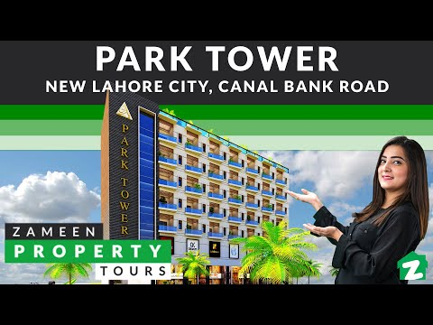 Park Tower Lahore Complete Tour Documentary, Brought you by PMS Property Management Services 4K