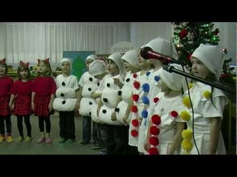 Vánoční besídkaU Rybiček 15.12. 2011