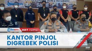 Kantor Jasa Tagih Pinjol di Kotabaru Digrebek, Polisi Amankan 40 Orang Termasuk WNA