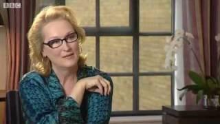 The Iron Lady- Meryl Streep Interview