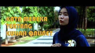 Universitas Nasional – Kata Mereka Tentang Kuliah Online