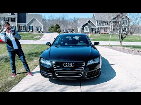 FAST 5 | Audi A7 - Sexy. Supercharged. Storage.