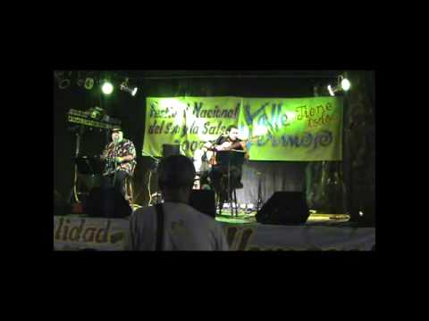 """Miguel Montes en Banda """"Valle 2007"""""""