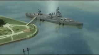 Battleship Texas Dry Berth