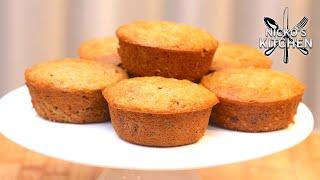 Easy Bran Muffins | Simple Snack Recipe