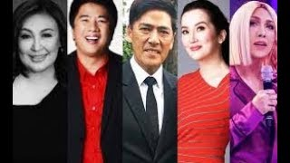 10 PINAKA MAYAMANG ARTISTA SA PILIPINAS NGAYUNG 2019
