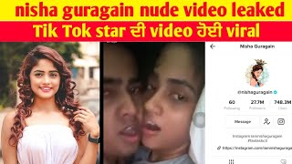 Tik Tok star nisha guragain leaked video | nisha guragain nude video viral full 2 min video | - Download this Video in MP3, M4A, WEBM, MP4, 3GP