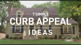 7 Simple Curb Appeal Ideas For Your Homes Exterior