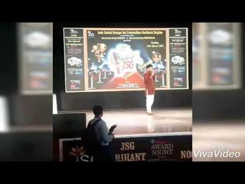 Chunar live by Sunny Jain@BirlaAuditorium