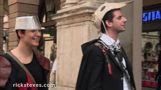 Thumbnail of the video 'Italy's Padova: City of Galileo, Learning and Faith'