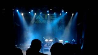 Fates Warning - Leave The Past Behind (live Athens March  2010)