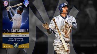 DiDi Gregorius Debut+Hal NewHouser MLB THE SHOW 20!