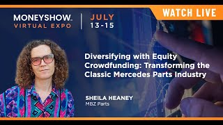 Diversifying with Equity Crowdfunding: Transforming the Classic Mercedes Parts Industry