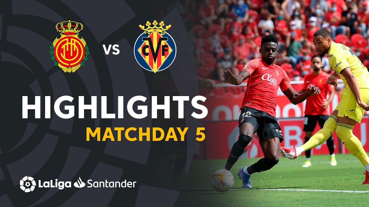 Resumen de RCD Mallorca vs Villarreal CF (0-0)