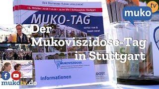 Der Mukoviszidose-Tag in Stuttgart