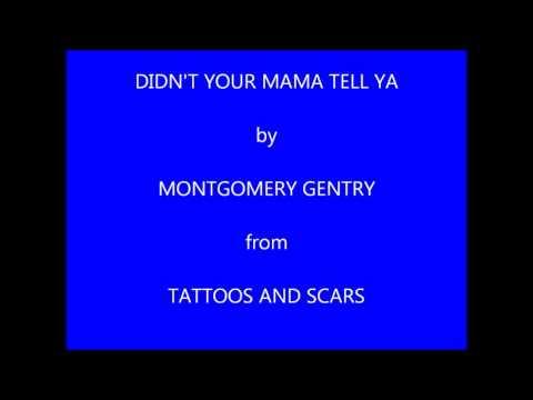 Música Didn't Your Mama Tell Ya'