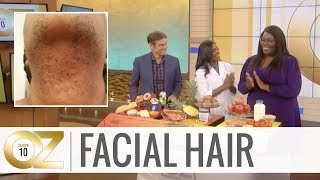 Causes and Solutions for Facial Hair in Women