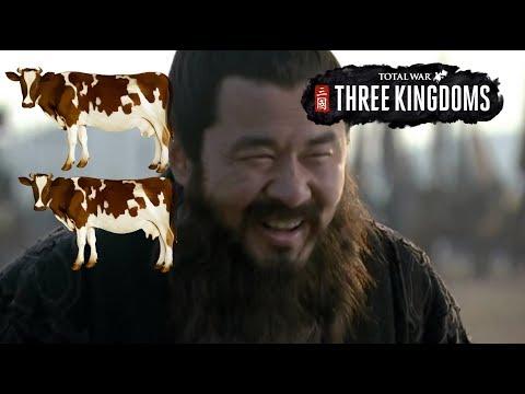 Total War Three Kingdoms - Cao Cao Legendary Livestream
