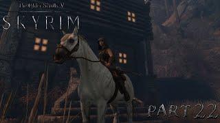 Skyrim - The Elder Scrolls 5: Рифтен, Отжимаем Мороза в Черном вереске.- летсплей (часть22)