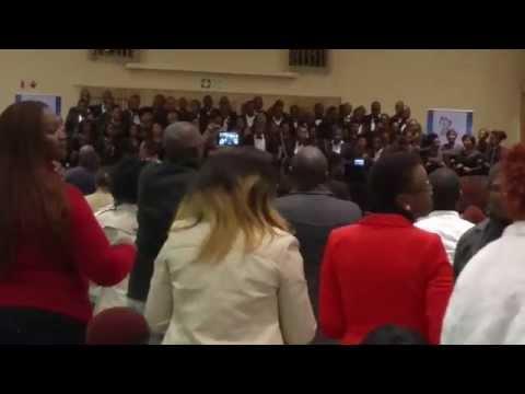 Download Mbabane Methodist Church Choir - Phakama Ngelozi HD Mp4 3GP Video and MP3