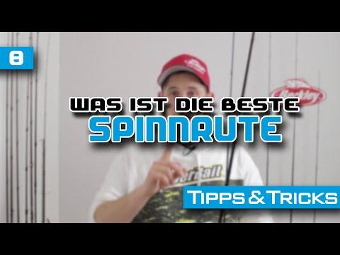 Tipps & Tricks #8 | Welche Spinnrute ist die Beste?  by Christopher Jung