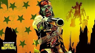 RED DEAD REDEMPTION: UNDEAD NIGHTMARE All Cutscenes (Game Movie) 1080p HD