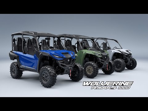 2021 Yamaha Wolverine RMAX4 1000 in Fairview, Utah - Video 2
