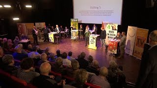 Debatavond in Kaatsheuvel 2018 - Langstraat TV