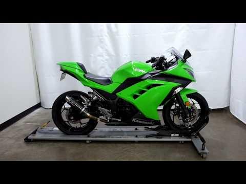 2014 Kawasaki Ninja® 300 SE in Eden Prairie, Minnesota - Video 1
