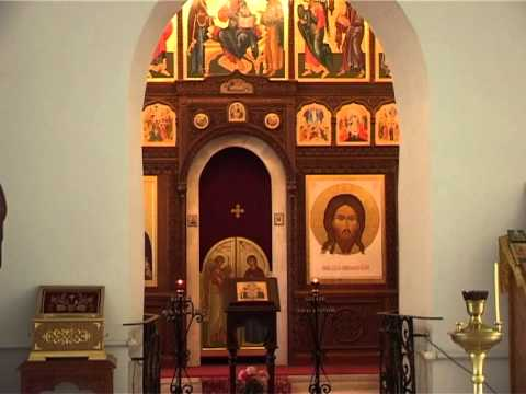 Храм в михайловске