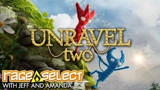Unravel Two - The Dojo (Let's Play)