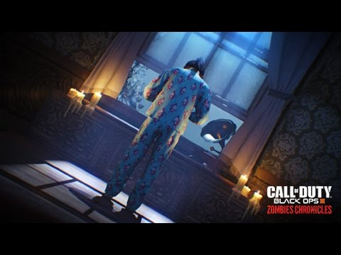 Call of Duty Black Ops III : le DLC Zombies Chronicles