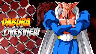 Dragon Ball Xenoverse 2 Dabura Guide & Overview [DLC Pack 5 | Extra Pack 1]