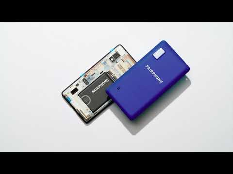 "Fairphone 2 (32GB, indaco, 5"", Doppia SIM Ibrida, 12Mpx, 4G)"