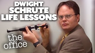 Dwigt Schrute's LIFE LESSONS | The Office US | Comedy Bites